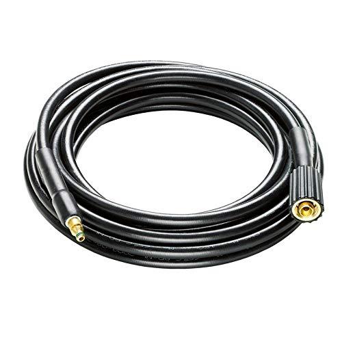 20m DN8 400bar Double fil dacier Pour K/ärcher HD HDS M22 x M22 Tuyau Flexible Haute Pression Nettoyeur Extension