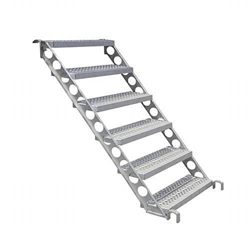 JB-TD /Échelle en Bois /Échelle descalade Ext/érieure Portative Multi-Fonctions pour M/énages Taille : 1m 1//1.25//1.5M Escaliers Mezzanine Lat/éraux /Échelle Pliante