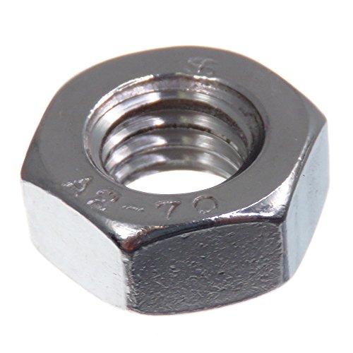 /Écrou de Rivet en Acier au Carbone et Plaqu/é au Zinc Insers Filet/é Ecrou T/ête Ecrou M3 4 5 6 8 10 12 Emball/é en Bo/îtier Plastique BO002