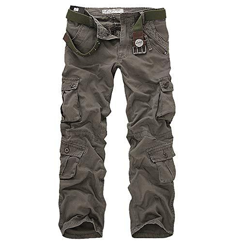 avec Taille /élastique Pantalons de Plein air l/égers LANBAOSI Pantalons de randonn/ée pour gar/çons Filles