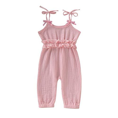 erthome V/êtements Enfant b/éb/é Fille Manches Courtes Robe de Princesse de Fleur de Tulle Bowknot 0-24Mois