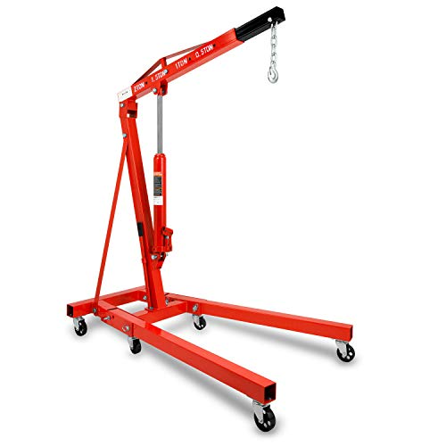 Argent 900kg Festnight Equilibreur de Charge pour Grue dAtelier Rouge