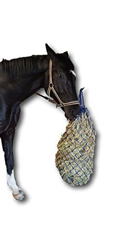 am/éliore la digestion et le bien-/être des animaux pour une alimentation adapt/ée /à l/'esp/èce violet Filet /à foin//herbe//paille//nourriture pour chevaux