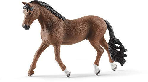 Schleich Multicolore Jument Frison Horse Club Figurine 13906