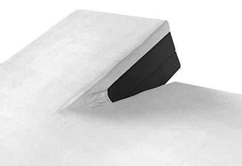 Couette Lit Simple ou Double Unisexes avec Boutons Pression SLEEPMED Couette Blanche 4 Saisons 140/_x/_200/_cm Microfibre Hypoallerg/énique et Lavable Couette Anti Acarien