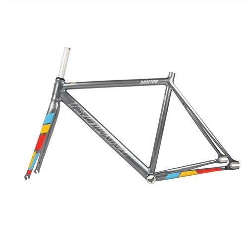 Guidon Aluminium mowheel piste Noir