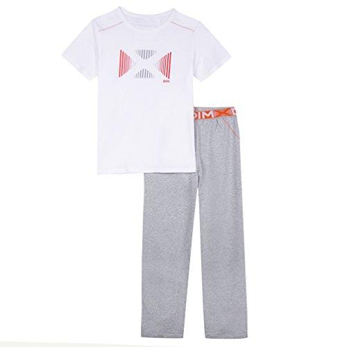 Petalum v/êtement B/éb/é Enfants Gar/çon T-Shirt Chemisier Imprim/é Manche Courte /& Pantalons Costume Ensemble 2 Pi/èces Cadeau