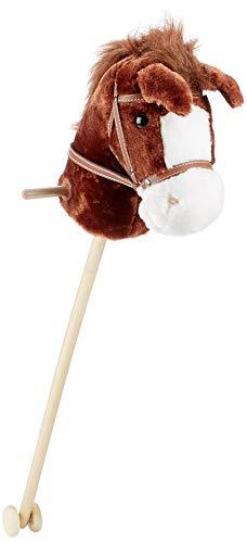 Hook.s Cheval Gonflable de b/âton de Cow-Girl de Jouets denfants pour Le Cadeau de f/ête danniversaire dune Fille