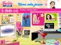 Jeux de filles sur fr. barbie .com