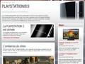 Site officiel de la Playstation 3 - PS3