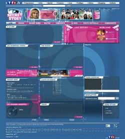 Site officiel de Secret Story