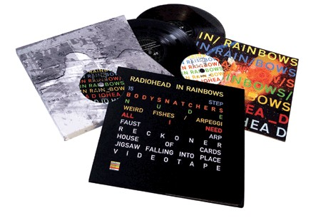 DiscBox In Rainbows - Radiohead