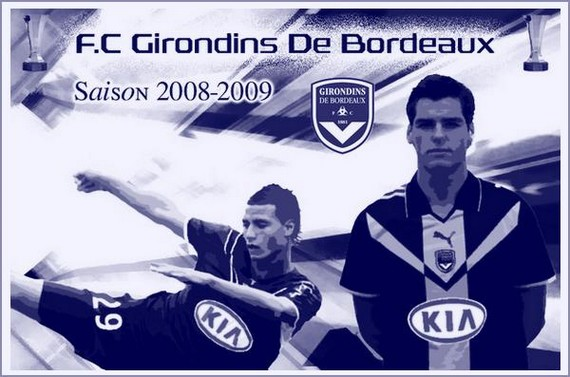 Bordeaux Champion de France 2009